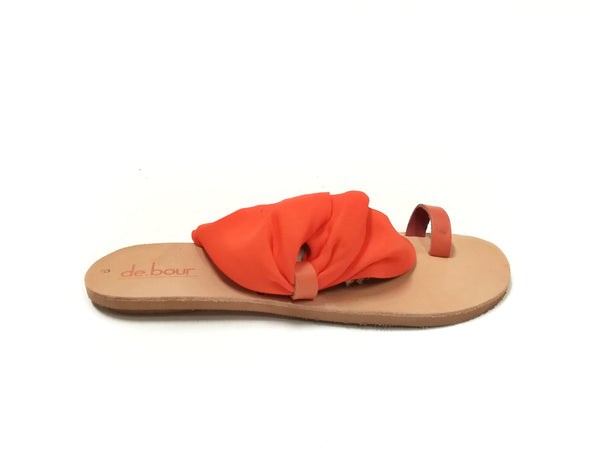 MARVEL ORANGE  sandal