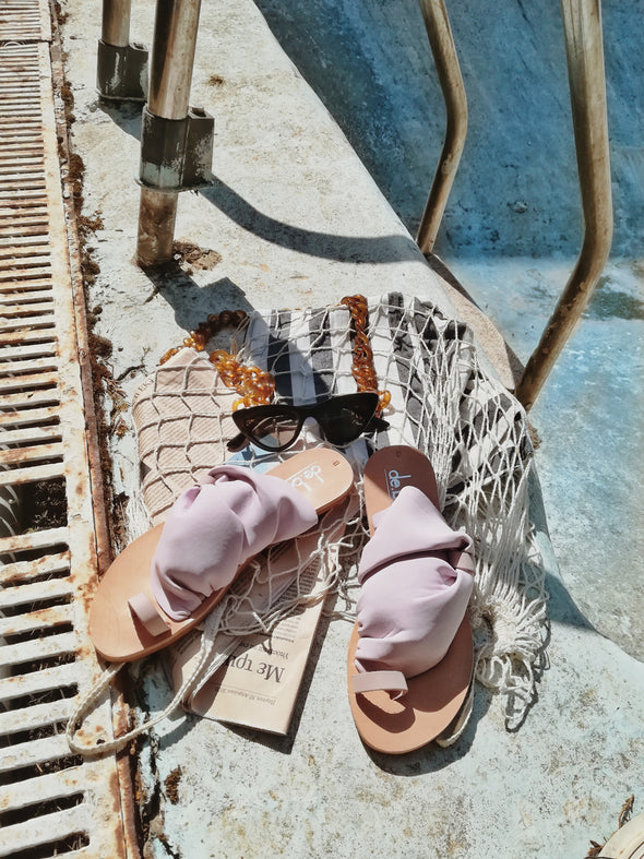 MARVEL LIGHT PINK  NEOPRENE SANDAL