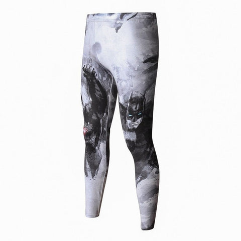 Batman v Superman Compression Pants