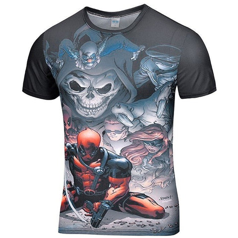 Deadpool Shirt