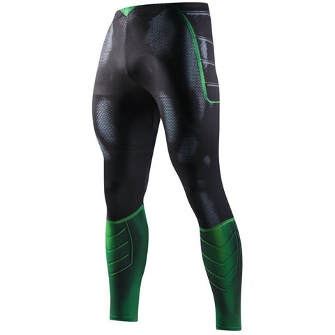 Green Lantern Compression Pants