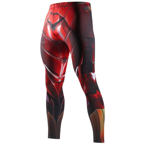Iron Man Compression Pants