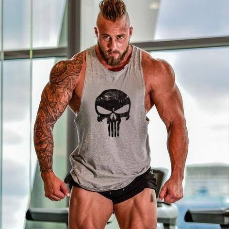 Punisher Workout Tank