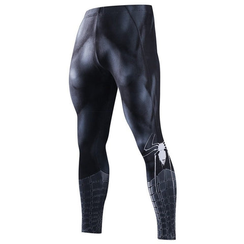 Spiderman Compression Pants