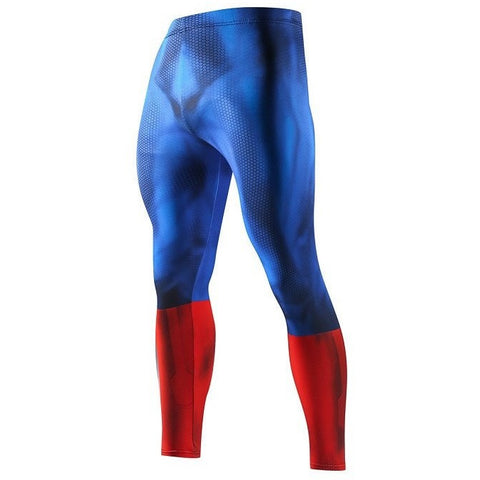 Superman Compression Pants