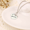 Image of Grandma Heart Pendant Necklace