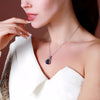 Image of Angel Tear Drop Necklace