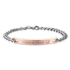 Image of Forever & Always Stainless Steel Bracelet for Women - Gift for Lovers
