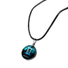 Image of Gemini Pendant Necklace - Zodiac Necklace - Jewelry Gift for Women