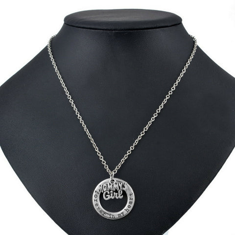 Mommy's Girl Pendant Necklace