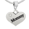 "Image of ""Mommy"" Charm Heart Bracelet"