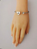 Image of Womens Path Symbols - Love Nurse Bracelet, Heartbeat EKG
