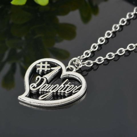 Favorite Daughter Pendant Necklace