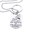 Image of Mommy's Girl Pendant Necklace & Keychain