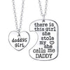 Image of Daddy's Girl - Pendant Necklace Set
