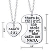 Image of Nana's Girl - Set of 2 Pendant Necklaces