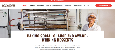Bakery as a Social Impact Company