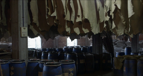 leather tanneries in India