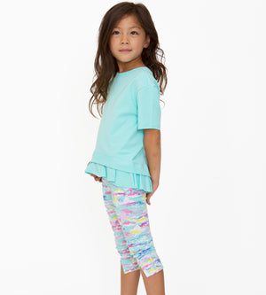 Diane Capri Leggings - Girls bottoms