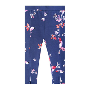 Mini Diane Legging - Organic Baby Girl Leggings & Sweatpants