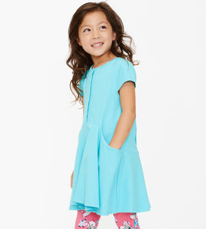 Elena Dress - Organic Girls Dresses
