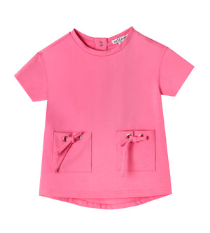 Mini Arianna Tee - Organic Baby Girl Clothes