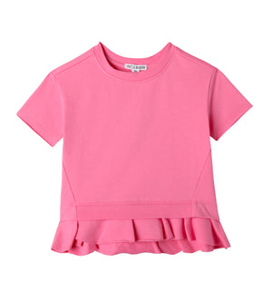 Mini Summer Sweatshirt - Organic Baby Girl Clothes