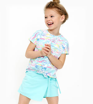 Lilly Skort - Organic Girls Shorts