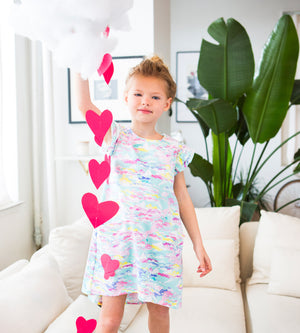 Reagan Dress - Organic Girls Dresses