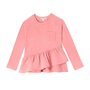 Kandice Tee - Organic Girls Clothes
