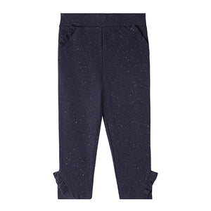 Mini Molly Legging - Organic Baby Girl Leggings & Sweatpants
