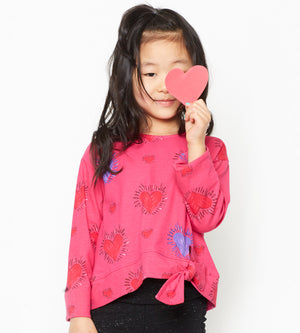 Willa Tee - Organic Girls Clothes