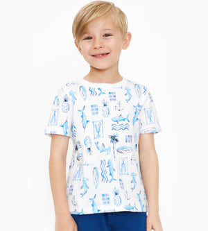 William T-shirt - Organic Boys Clothes
