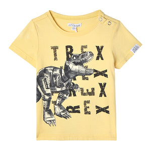 Mini Elijah T-shirt - Organic Baby Boy Clothes