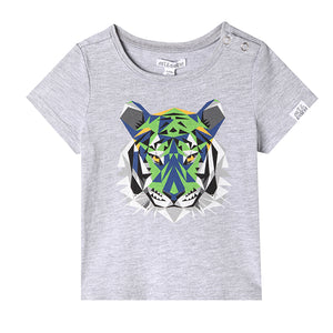 Mini Logan T-shirt - Organic Baby Boy Clothes