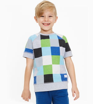 Aiden Crew Neck - Organic Boys Clothes