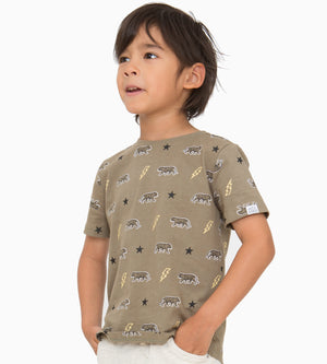 Samuel T-shirt - Organic Boys Clothes