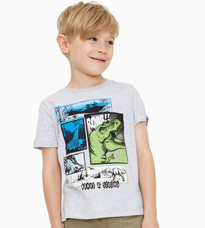 Joshua T-shirt - Organic Boys Clothes