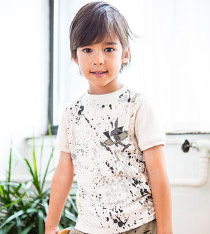 John T-shirt - Organic Boys Clothes