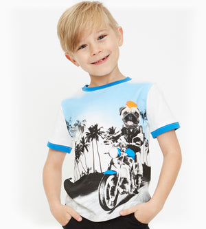 Christopher T-shirt - Organic Boys Clothes