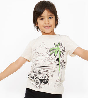 Isaac T-shirt - Organic Boys Clothes
