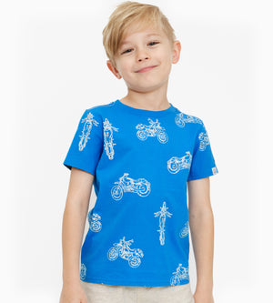 Sebastian T-shirt - Organic Boys Clothes