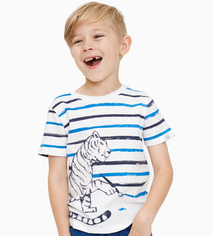 Caleb T-shirt - Organic Boys Clothes