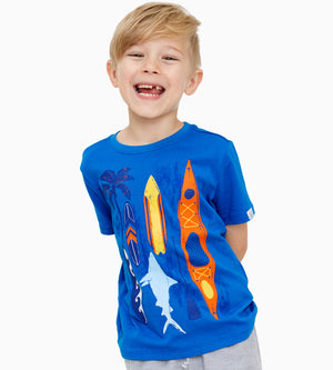 Nathan T-shirt - Organic Boys Clothes