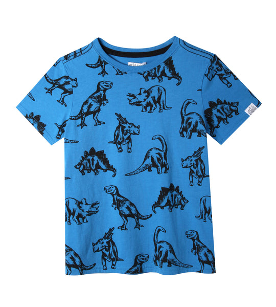 Hunter Dino T-shirt at Art & Eden