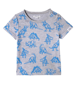Mini Hunter T-shirt - Organic Baby Boy T-Shirts