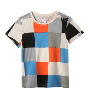 mini Landon Tshirt - Organic Baby Boy T-Shirts