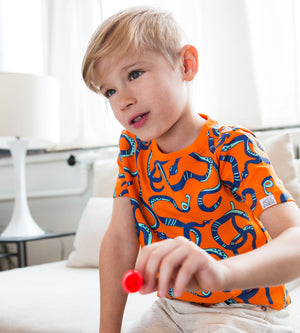Johnathen T-shirt - Organic Boys Clothes