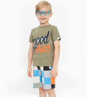 Levi Short - Organic Boys Clothes