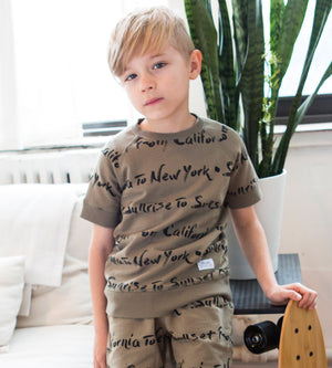 Jedi Sweatshirt - Organic Boys Clothes